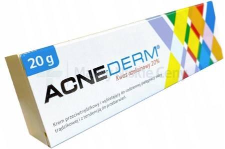 ACNE-DERM Krem 20 g