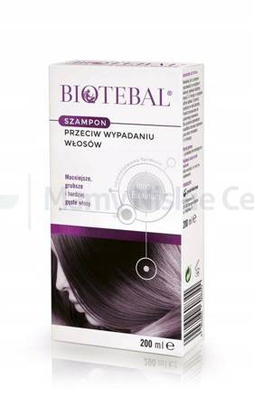BIOTEBAL Szampon 200 ml