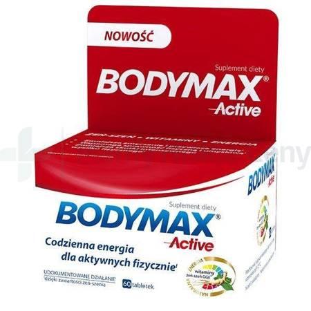 Bodymax Active 60 tabletek