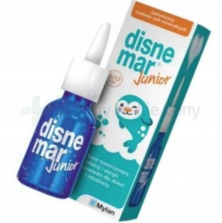 Disnemar Junior aerozol do nosa 25ml