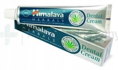 HIMALAYA Pasta do zębów DENTAL CREAM z naturalnym fluorem 100 g