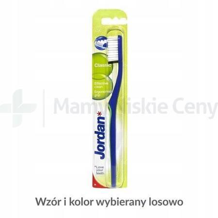 JORDAN Szczoteczka do zębów CLASSIC Hard-twarda 1 sztuka