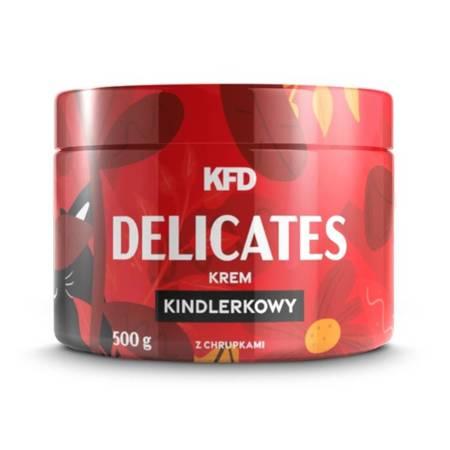 KFD krem kindlerkowy z chrupkami 500 g