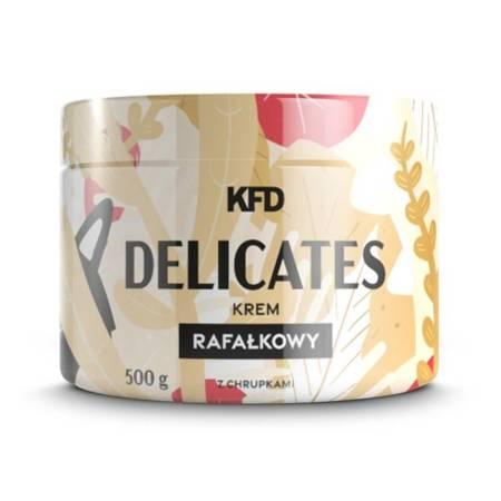 KFD krem rafałkowy z chrupkami 500 g