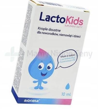 LactoKids krople 10ml