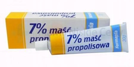 Maść propolisowa 7% 20 g FARMAPIA